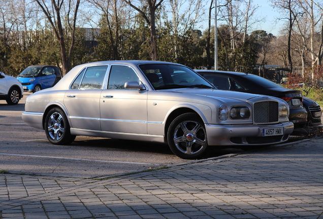 Bentley Arnage Red Label LWB