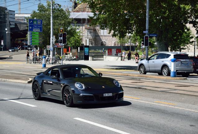 Porsche 991 Carrera 4 GTS Cabriolet
