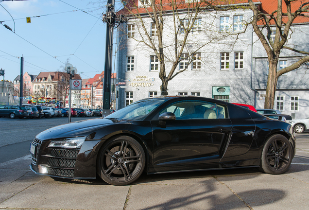 Audi R8 XII GT SGA Aerodynamics