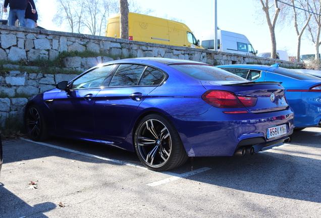 BMWM6 F06 Gran Coupé 2015