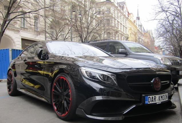 Mercedes-Benz Brabus S B63-650 Coupe C217