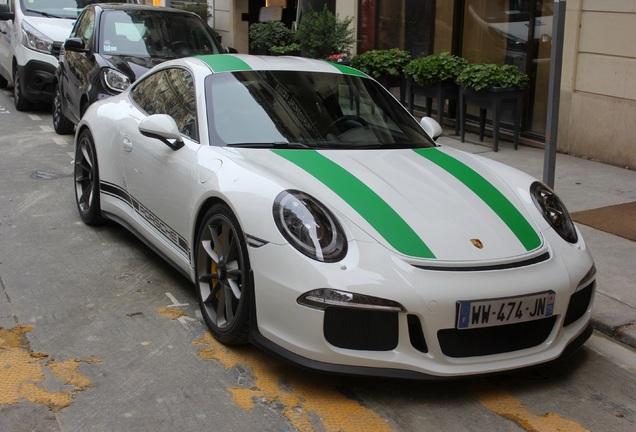 Porsche911 R