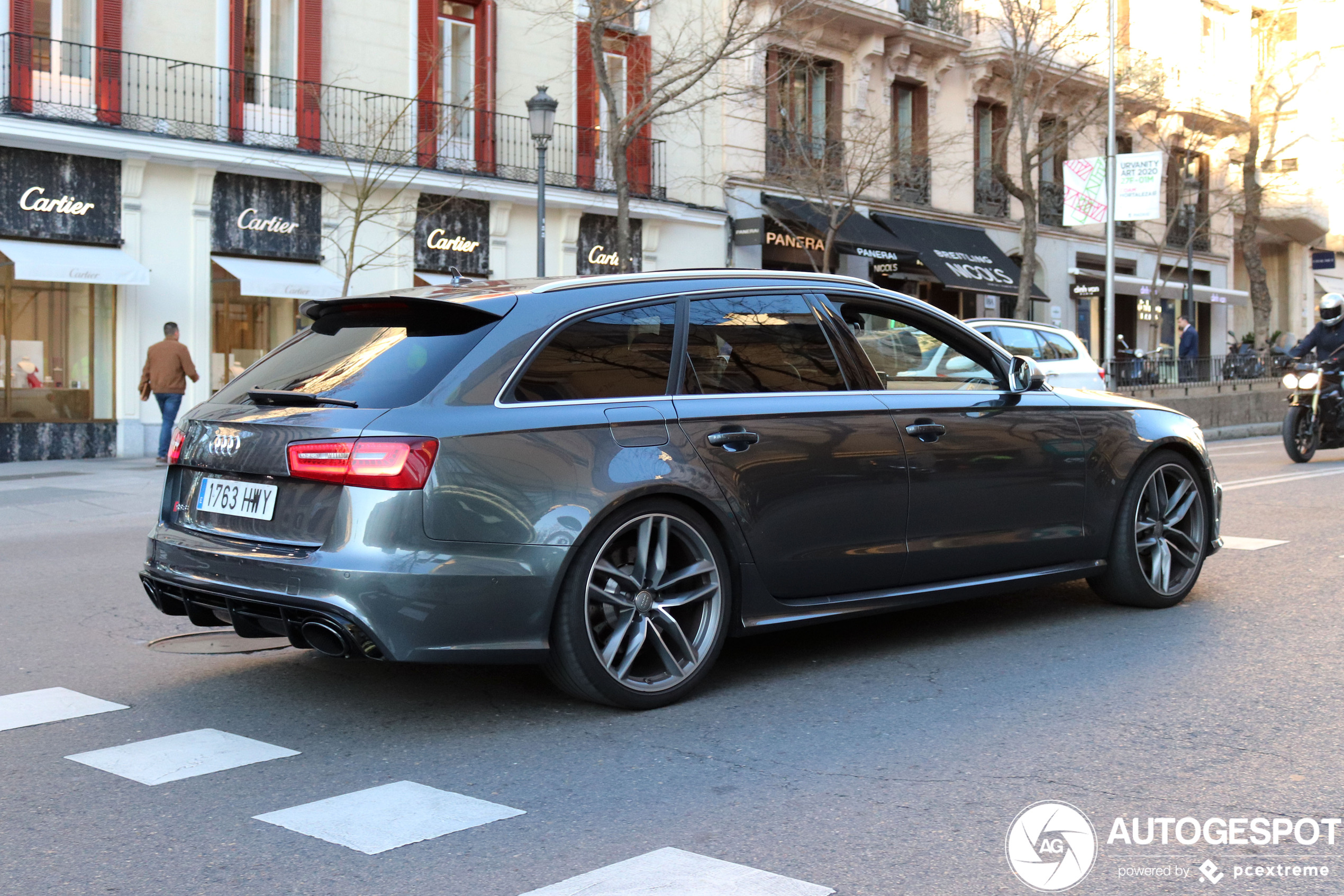 Audi RS6 Avant C7 - 24 februari 2020 - Autogespot