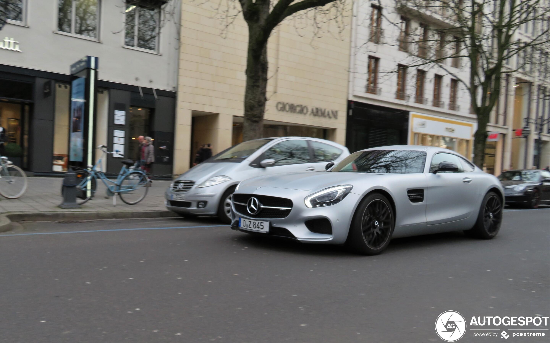 Mercedes-AMG GT C190