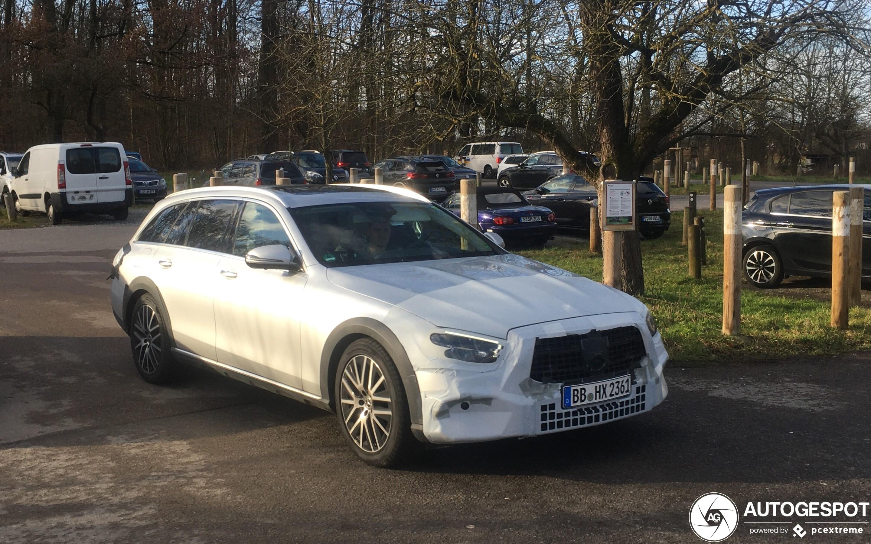 Mercedes-Benz E-Klasse Estate S213 2021 - 24 February 2020 ...