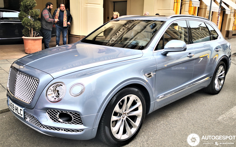 Bentley Bentayga Hybrid 28 February 2020 Autogespot