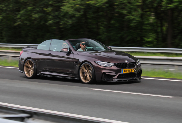 BMW M4 F83 Convertible 2017 Vorsteiner