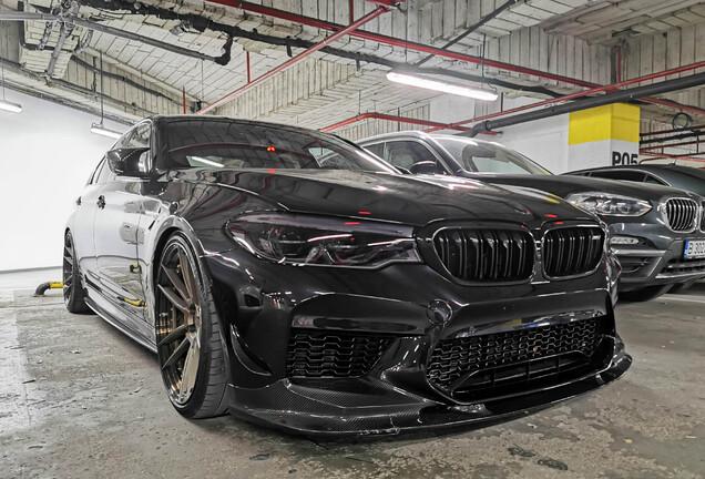 BMW M5 F90 3D Design