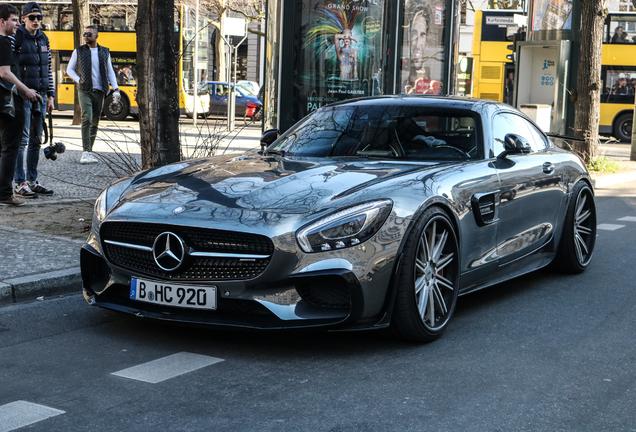 Mercedes-AMG GT S MEC Design Tartaros