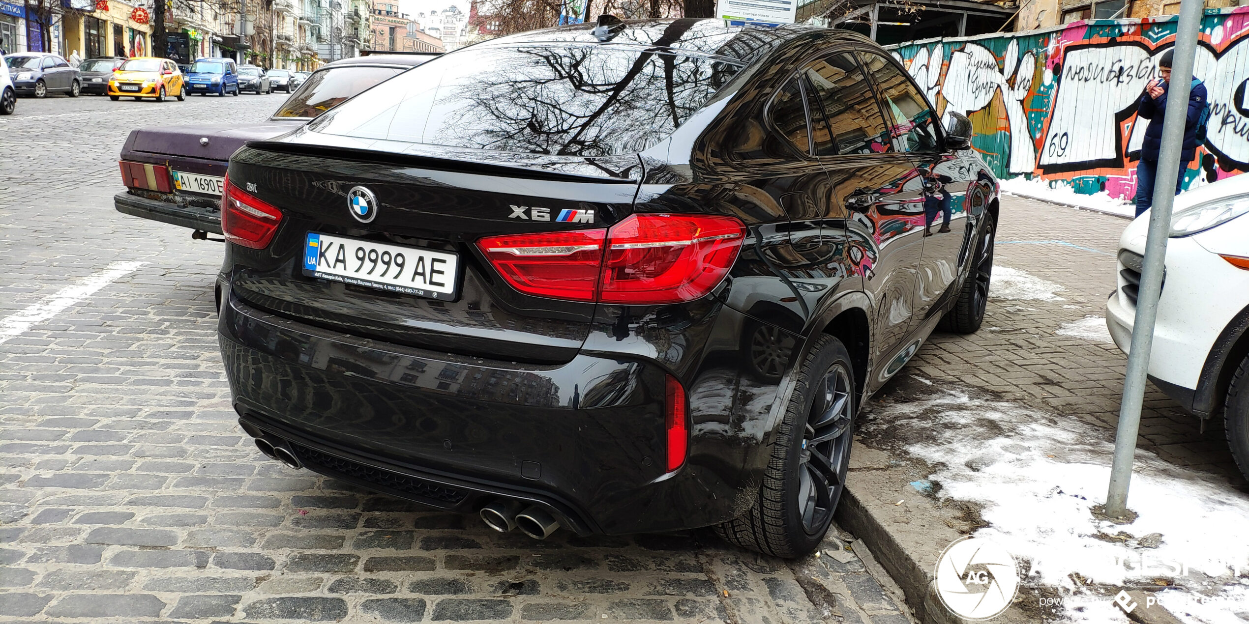 Bmw X6 M F86 Edition Black Fire 29 Febrero 2020 Autogespot