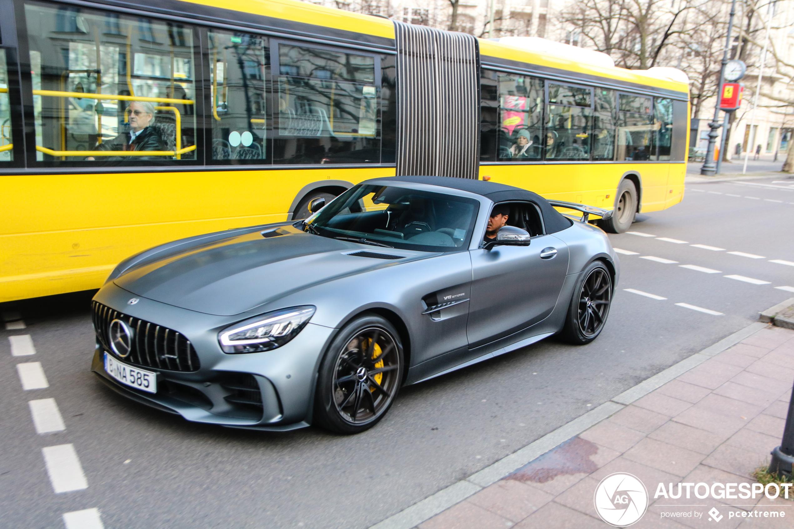 2020 Mercedes AMG GT Performance