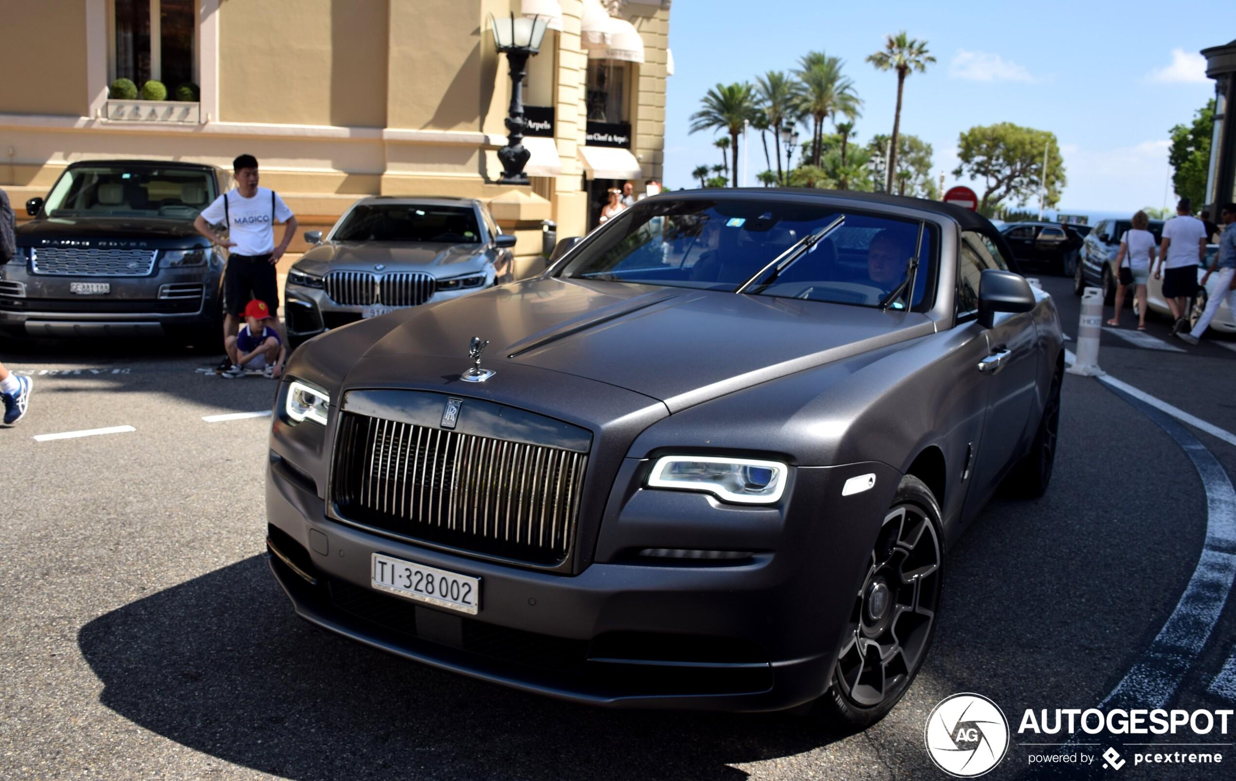 The best-looking Rolls Royce's of the week.