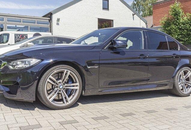 BMW M3 F80 Sedan 2016