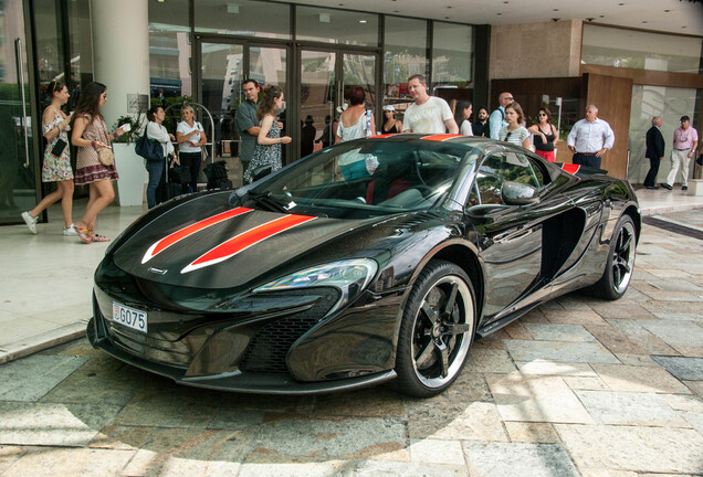 McLaren 650S Spyder Can-Am