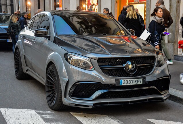 Mercedes-AMG GLE 63 S Coupé C292 Hamann Widebody