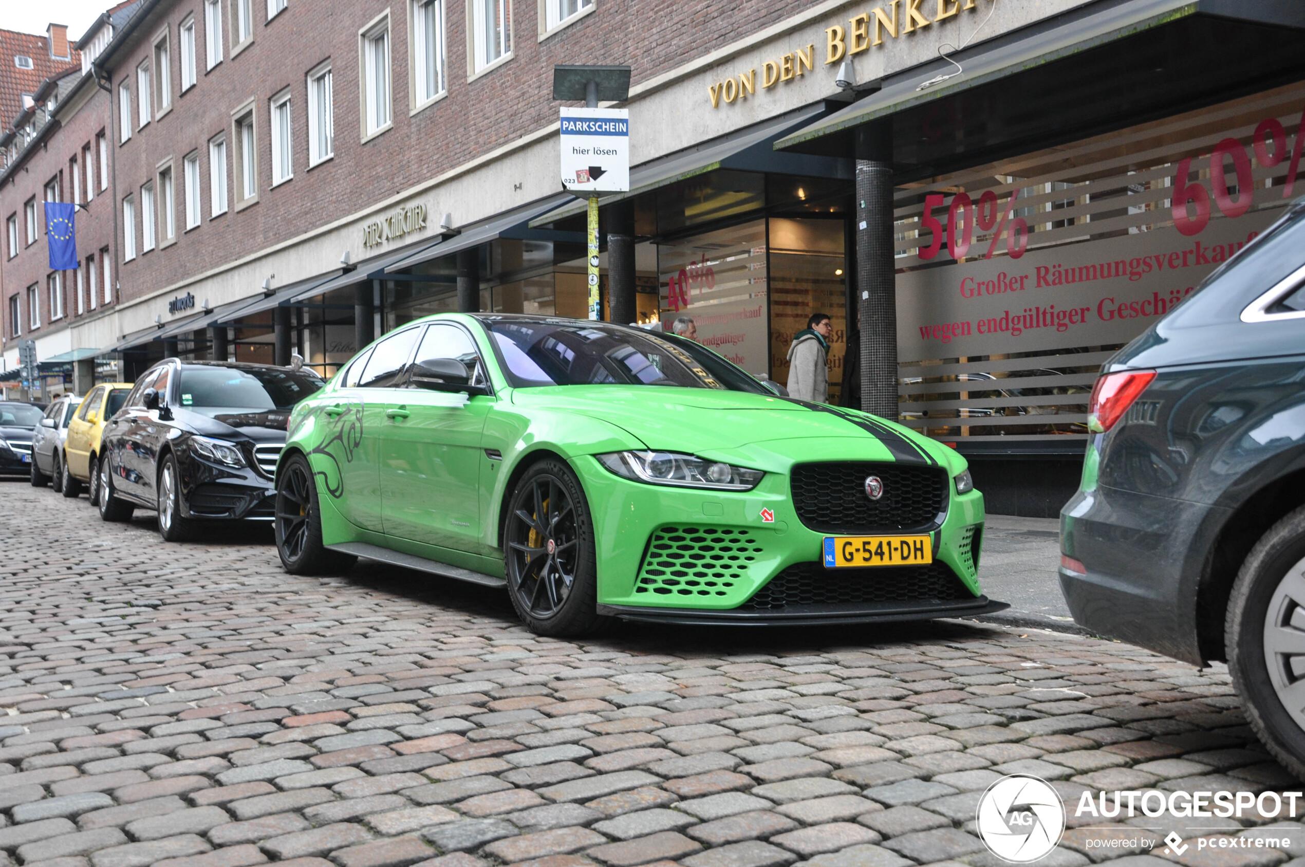 Het beste van de week: Jaguar