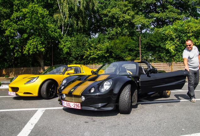 Lotus Elise S1 Type 79
