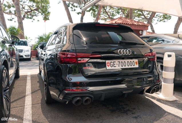 Audi ABT RS4 Avant B9