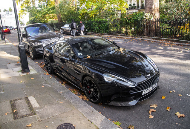 Aston Martin Vanquish 2015 Carbon Black Edition