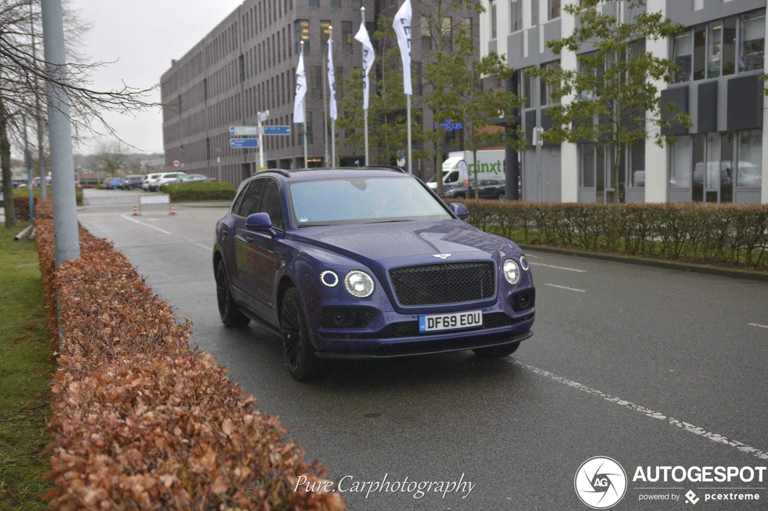 Bentley Bentayga Speed 6 March 2020 Autogespot