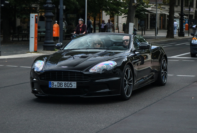 Aston Martin DBS Volante Ultimate Edition