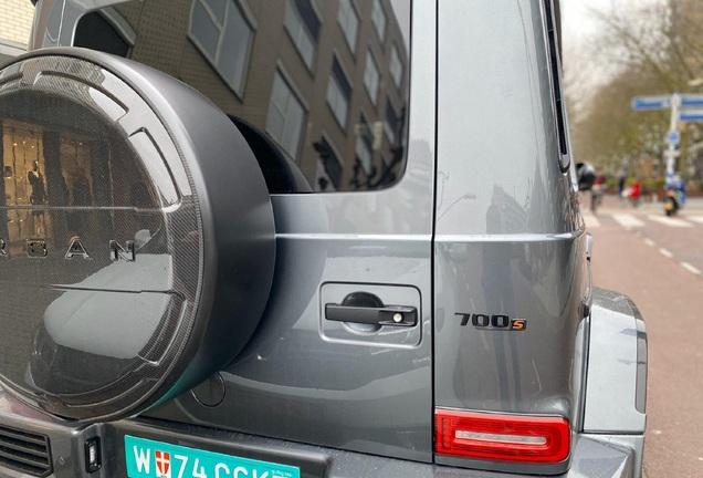 Mercedes-AMG G 63 W463 2018 Urban