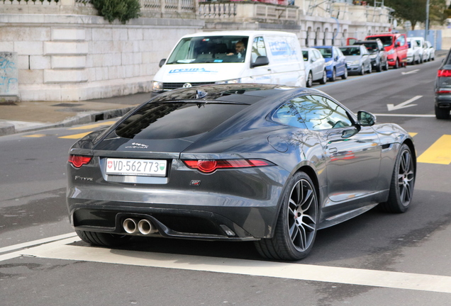Jaguar F-TYPE S Coupé Chequered Flag Edition 2019