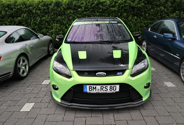 Ford Focus RS 2009 Wolf Racing