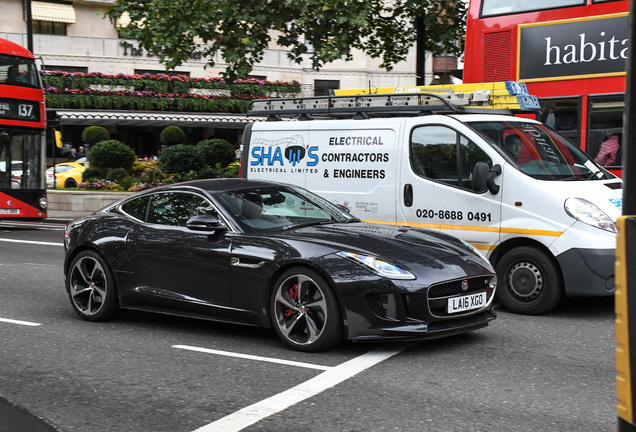 Jaguar F-TYPE S Coupé