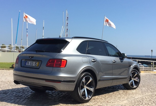 Bentley Bentayga V8 Centenary Edition