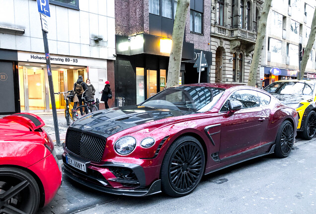 Bentley Continental GT 2018 KEYVANY Limited 1 of 20
