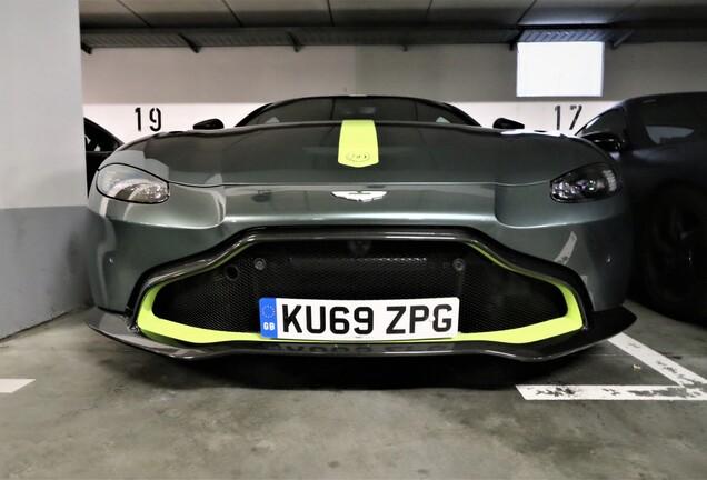 Aston Martin V8 Vantage AMR 59 Le Mans