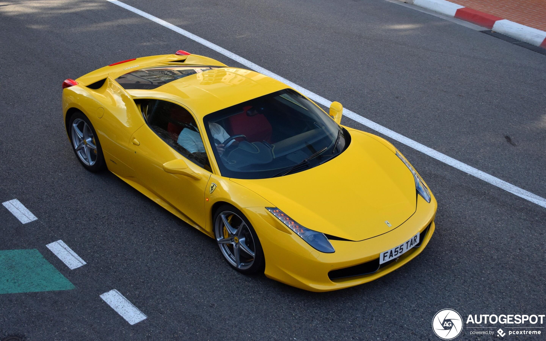 Ferrari 458 Italia - 13 March 2020 - Autogespot