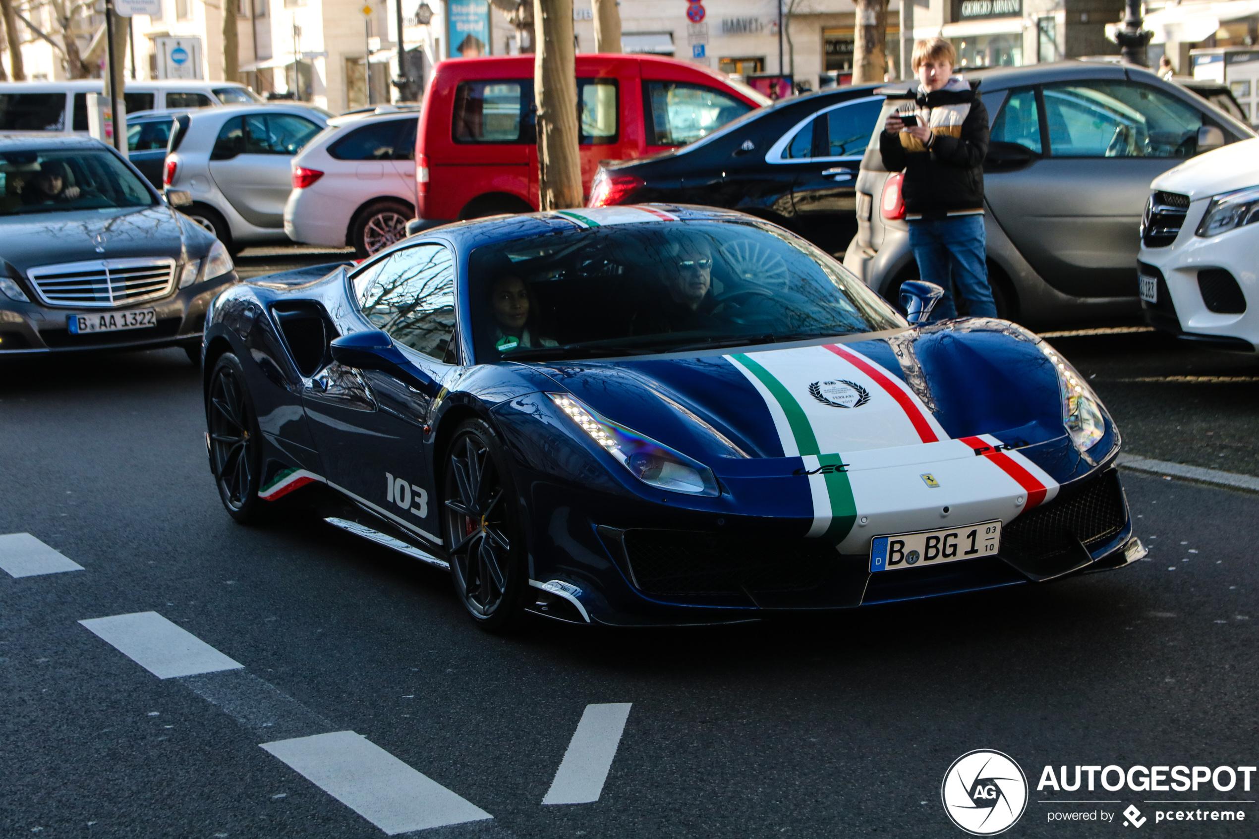 The best of the week: Ferrari