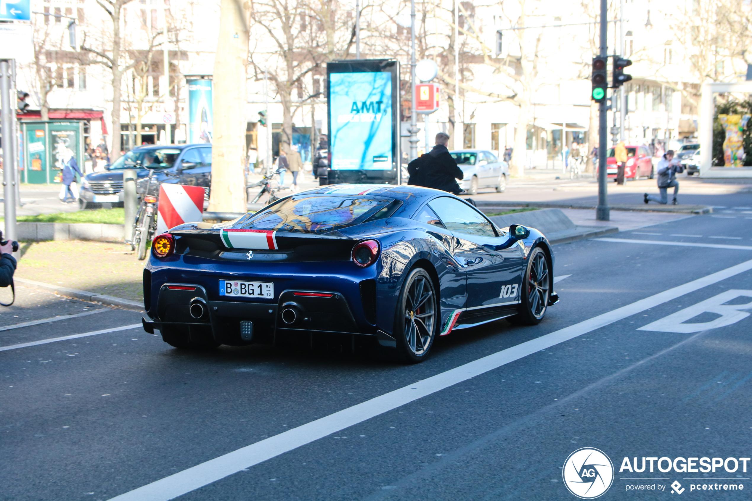 Het beste van de week: Ferrari