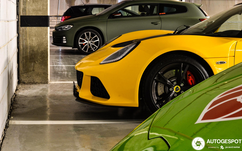 Lotus Exige 350 Sport