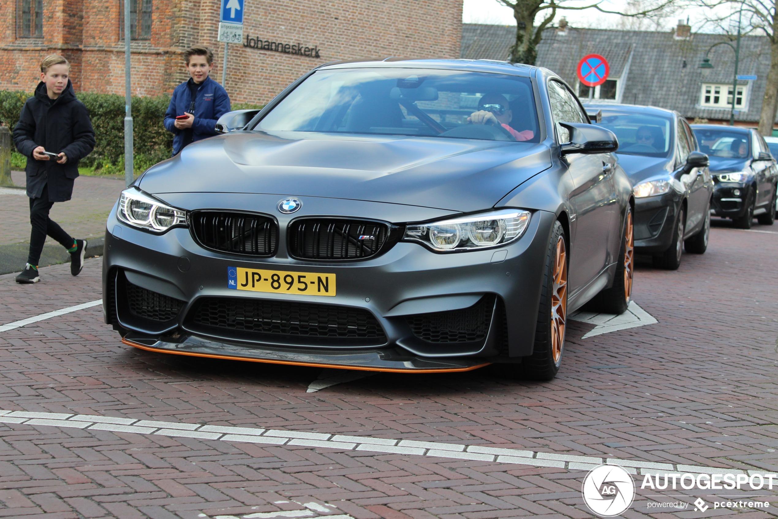 BMW M4 GTS - 15 maart 2020 - Autogespot