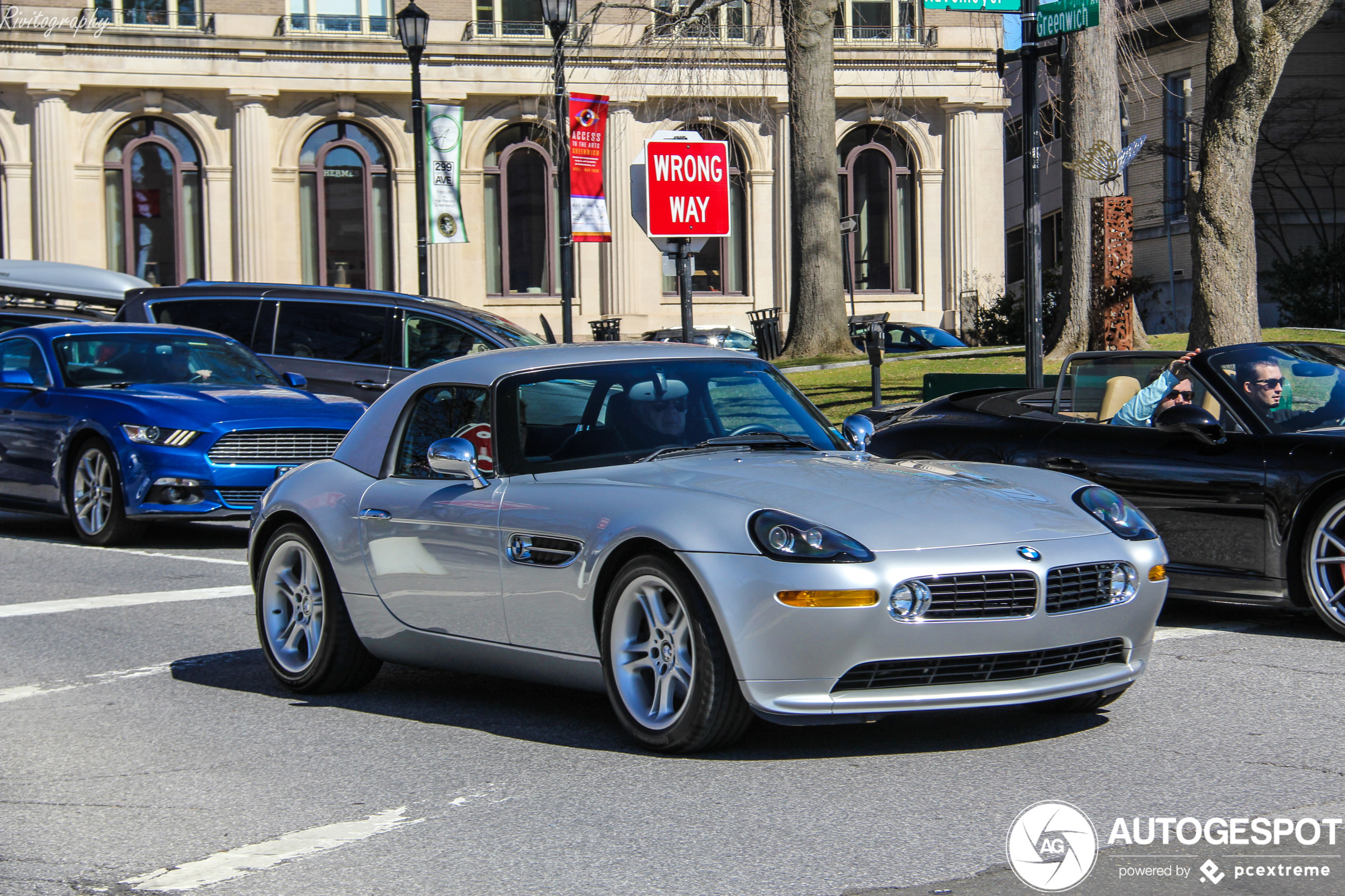 Spot of the day USA: Bmw Z8 by Rivitography