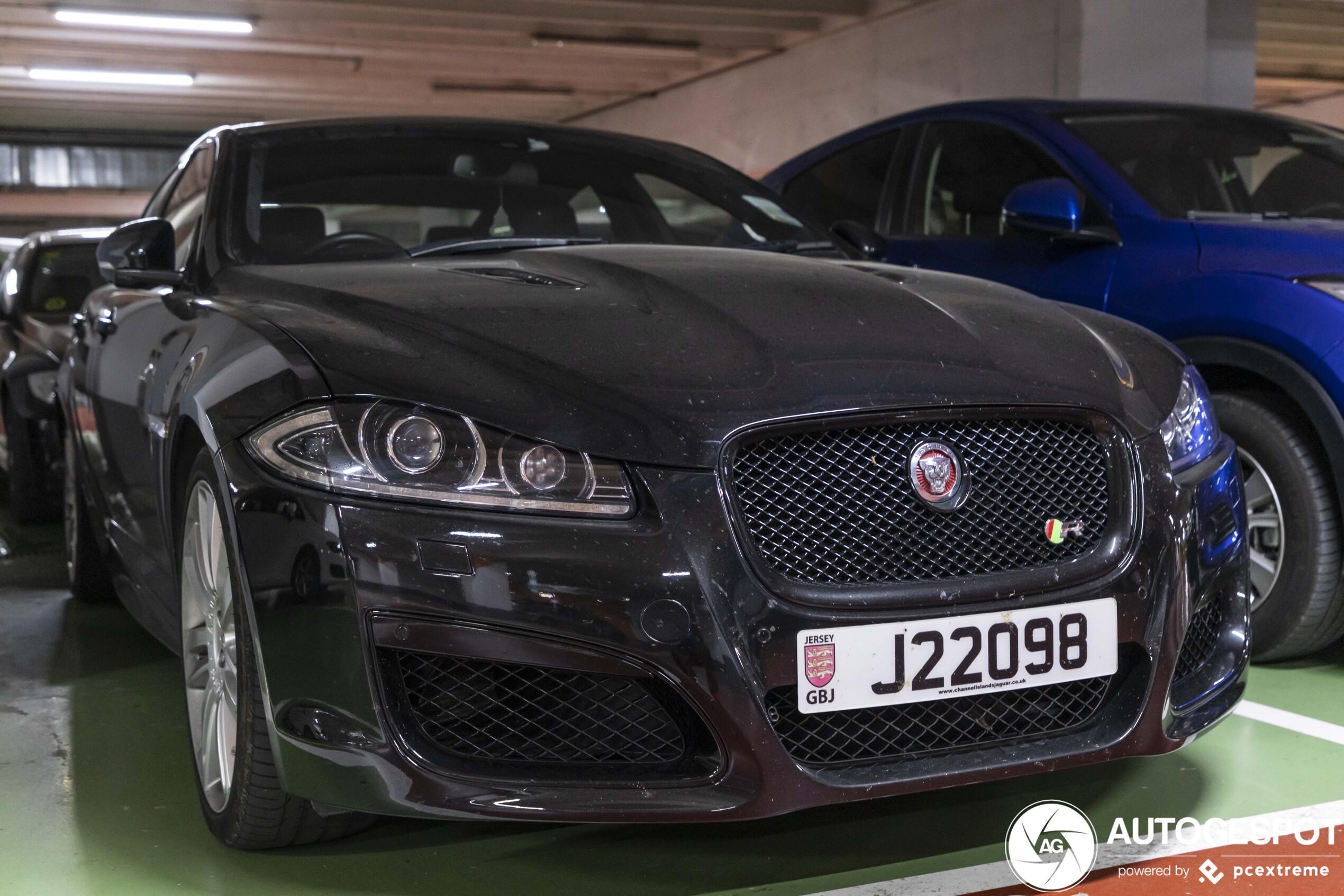 Jaguar XFR 2011 - 15 March 2020 - Autogespot