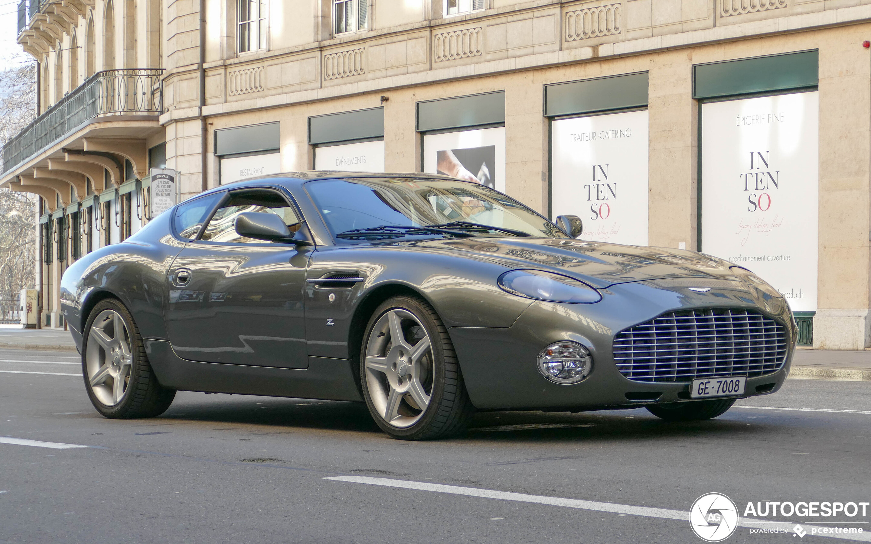 Aston Martin Db7 Zagato 15 March 2020 Autogespot