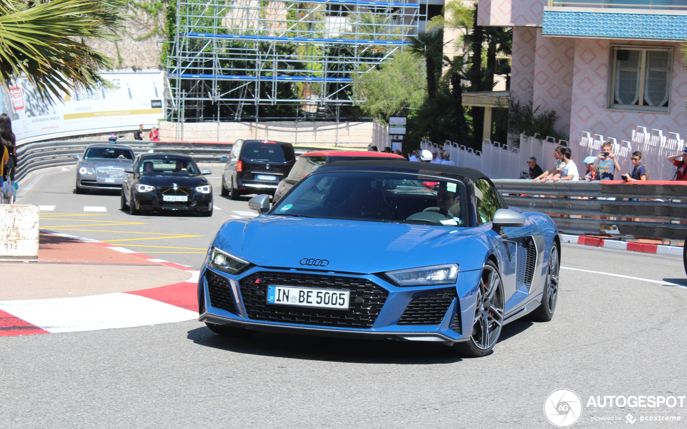 Audi R8 V10 Spyder Performance 2019