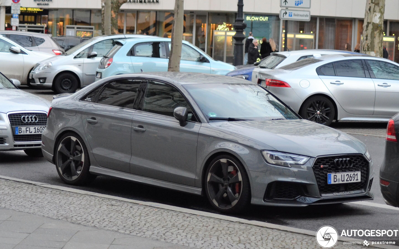 Kelebihan Kekurangan Audi Rs3 Sedan Perbandingan Harga