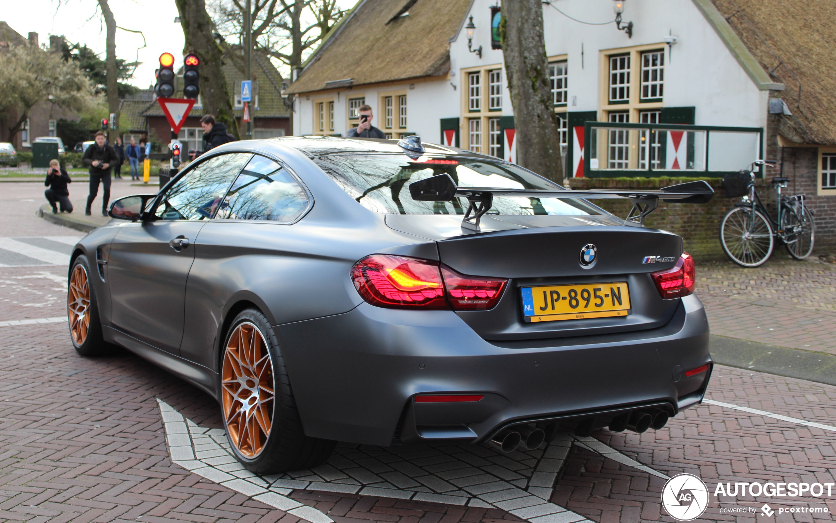 2020 BMW M4 Gts Picture