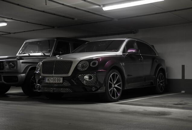 Bentley Mansory Bentayga Mulliner