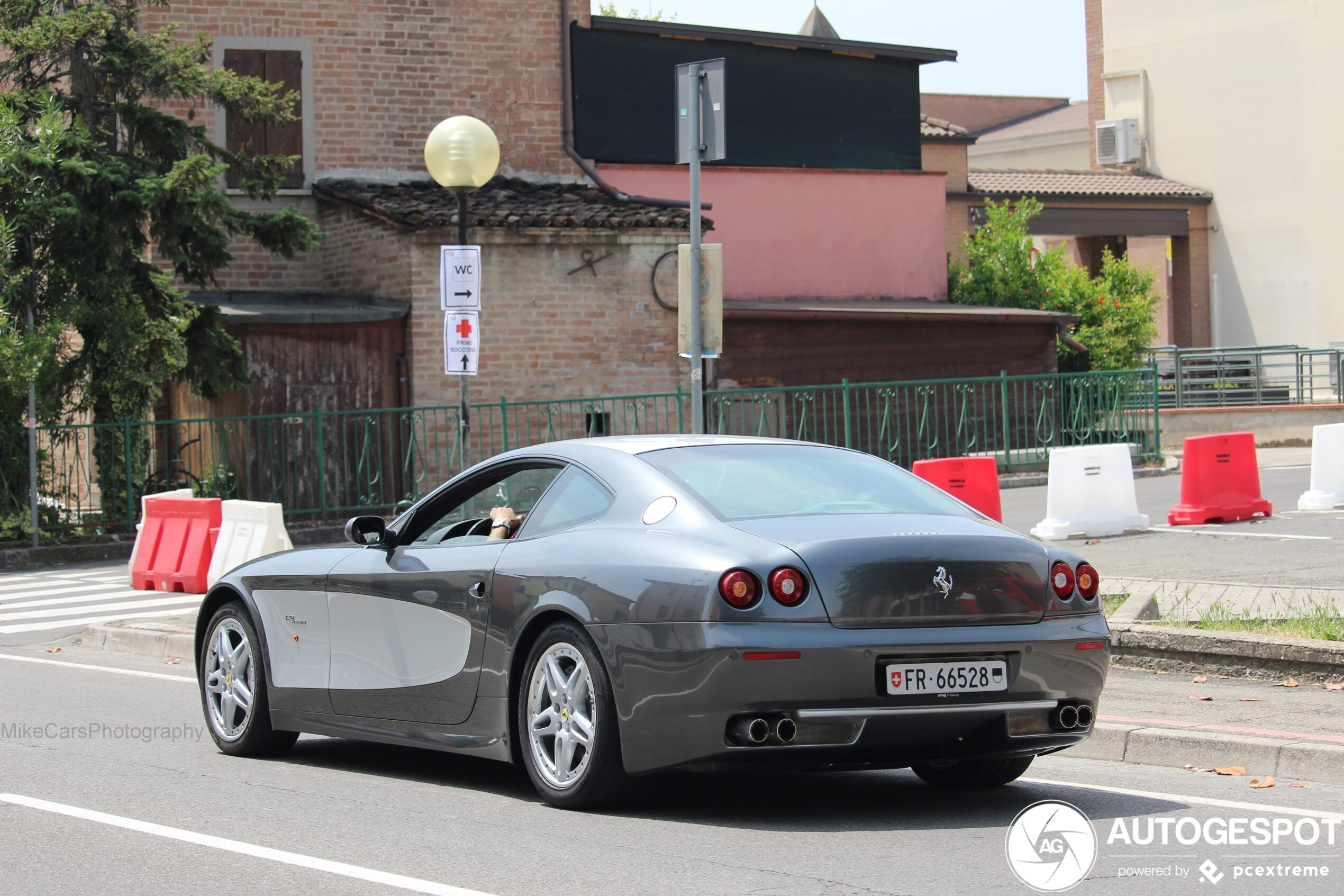 Ferrari 612 Scaglietti GP Berne Edition is een speciaaltje