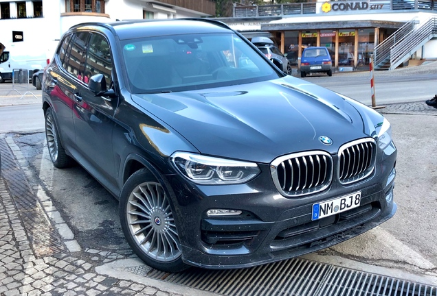 Alpina XD3 Biturbo 2019
