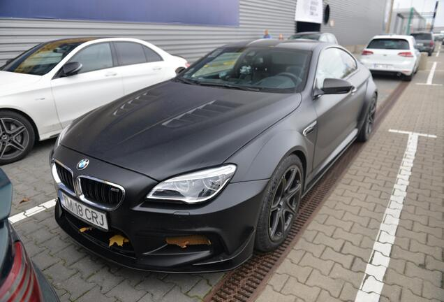 BMW M6 F13 Prior Design PD6XX