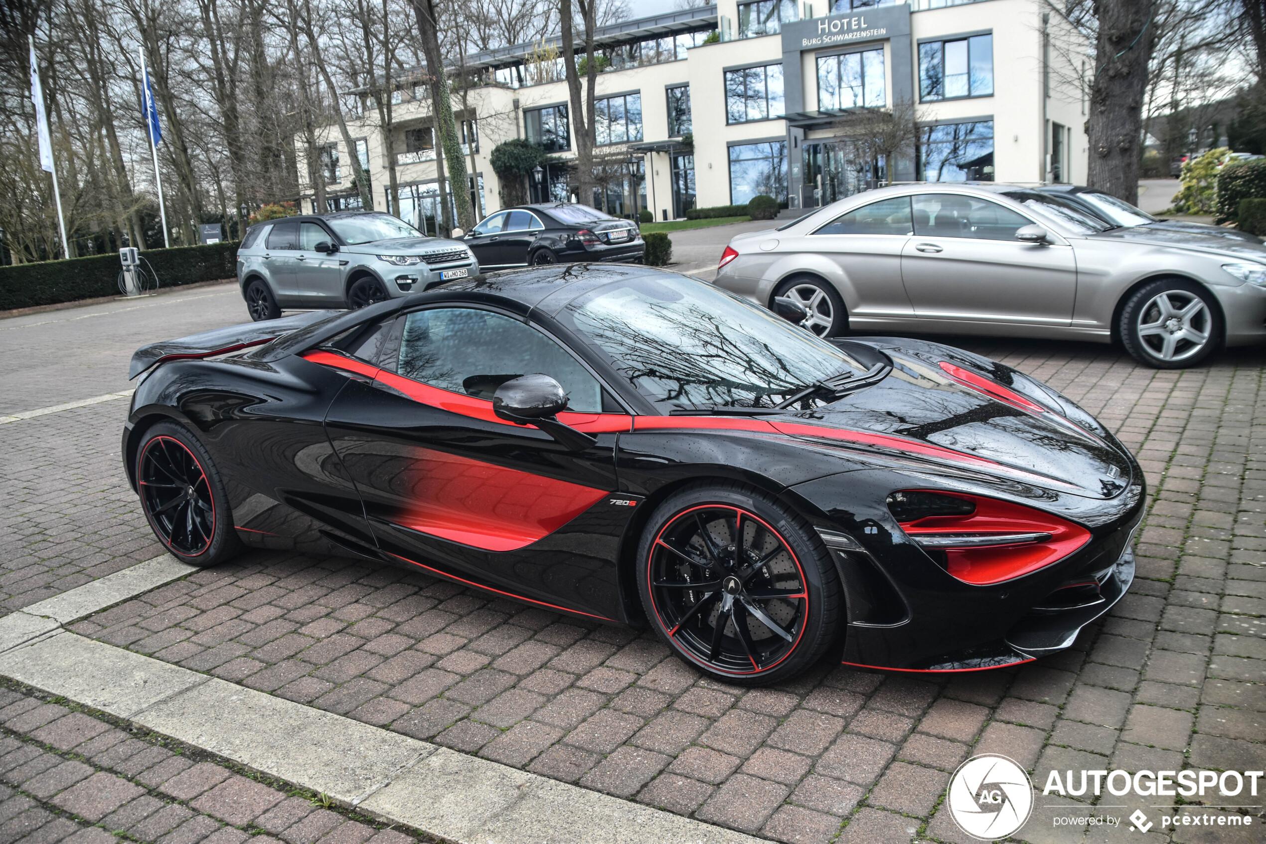 McLaren 720S Spider heeft eigen interpretatie van Velocity Edition
