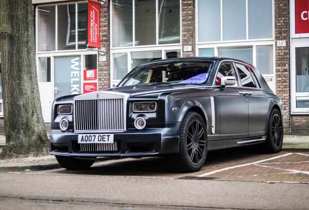Rolls-Royce Phantom Mansory Conquistador