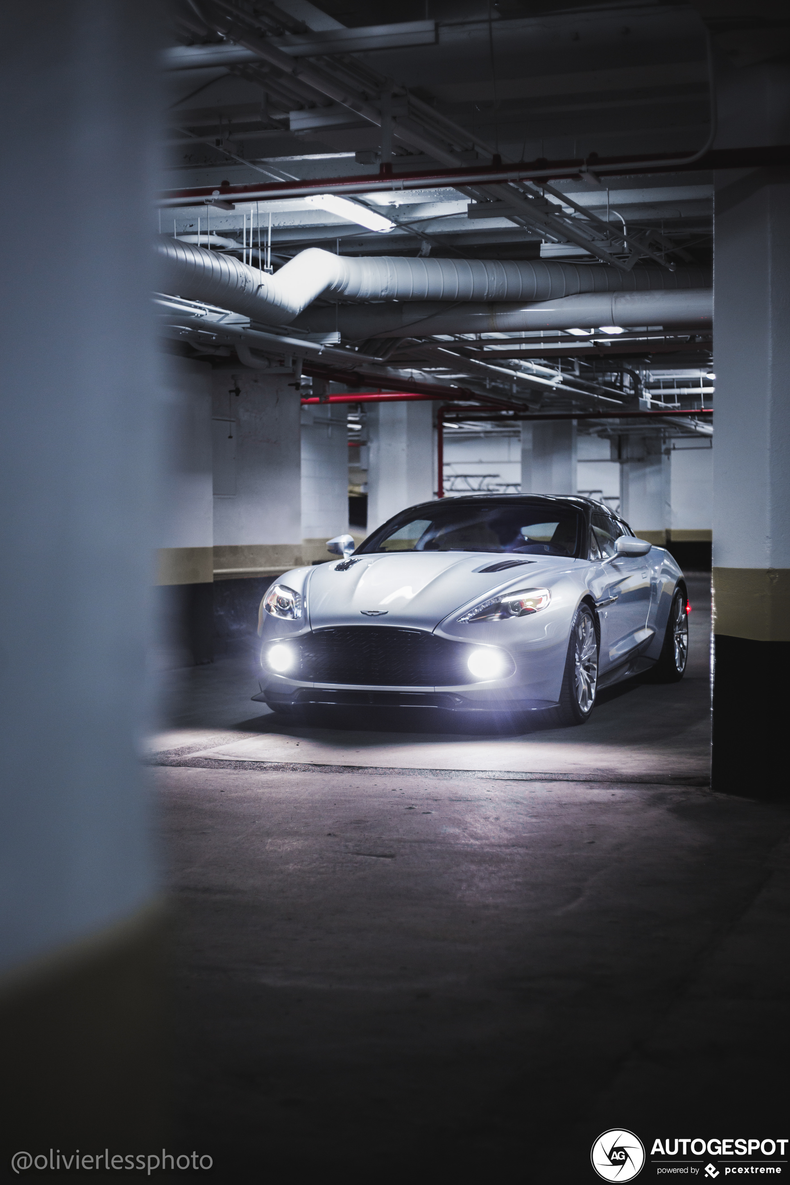 Spot Of The Day Canada Aston Martin Zagato Shooting Brake